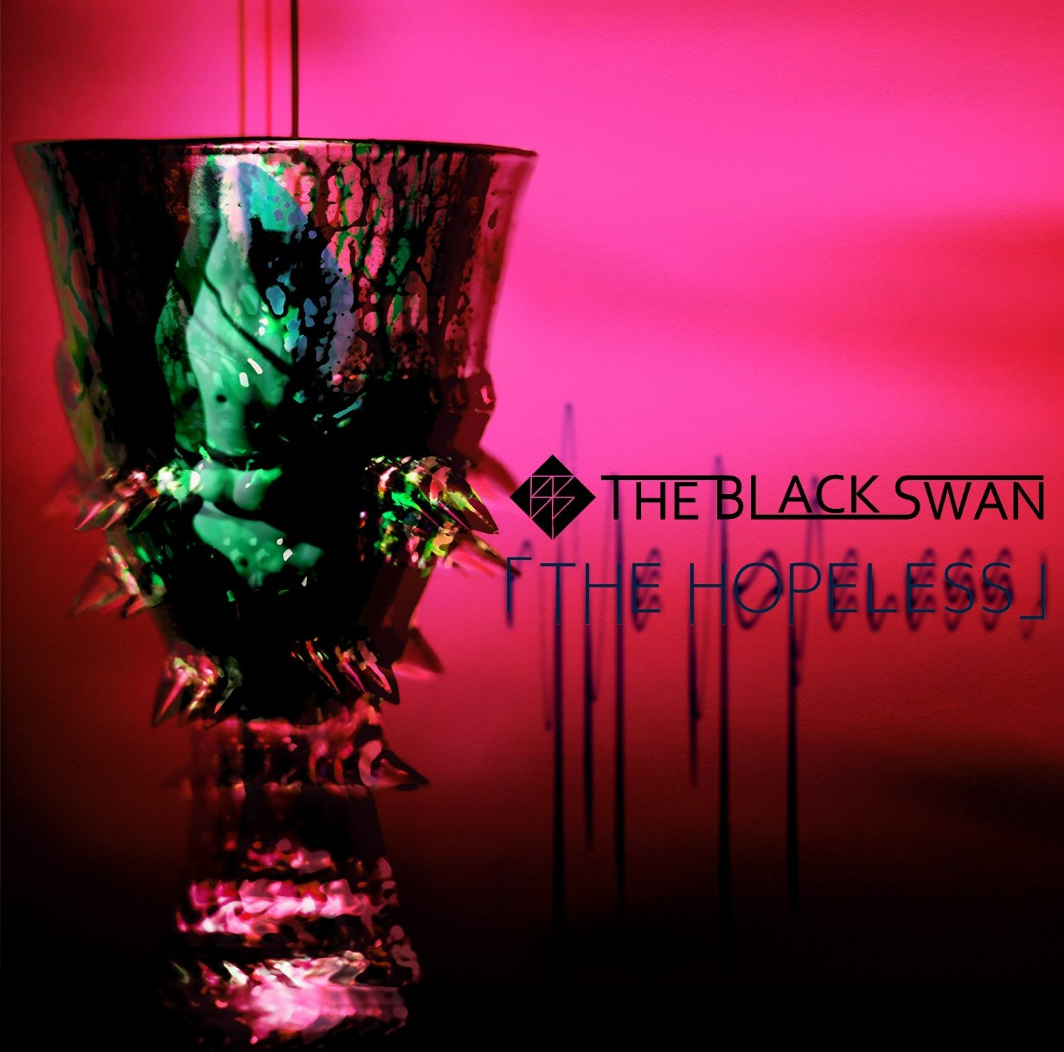 THE BLACK SWAN 「THE HOPELESS」 cover and privileges