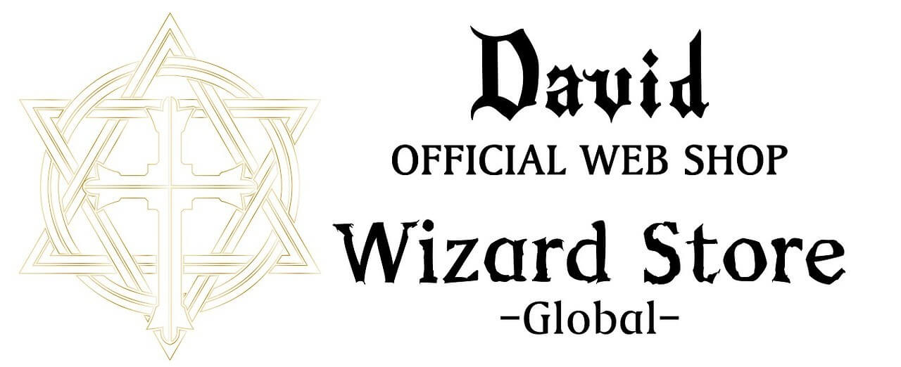 "David's ""Wizard Store -Global-"" opens to overseas customers!"