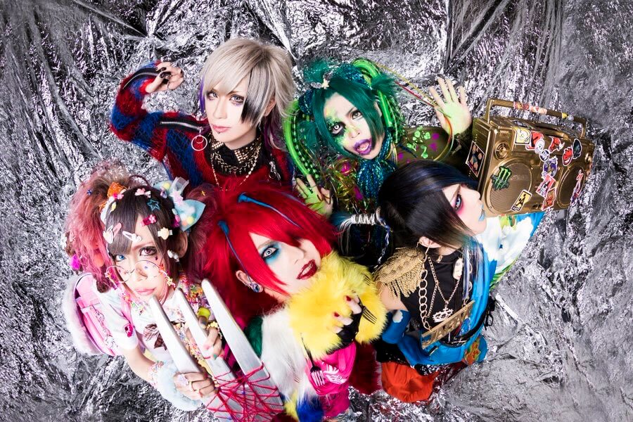 New Band Mathilda (マチルダ) forms