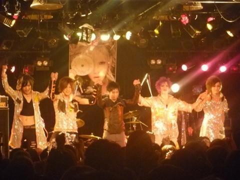 HEISEI ISHIN featuring Kinari at Taku MEMORIAL DAY
