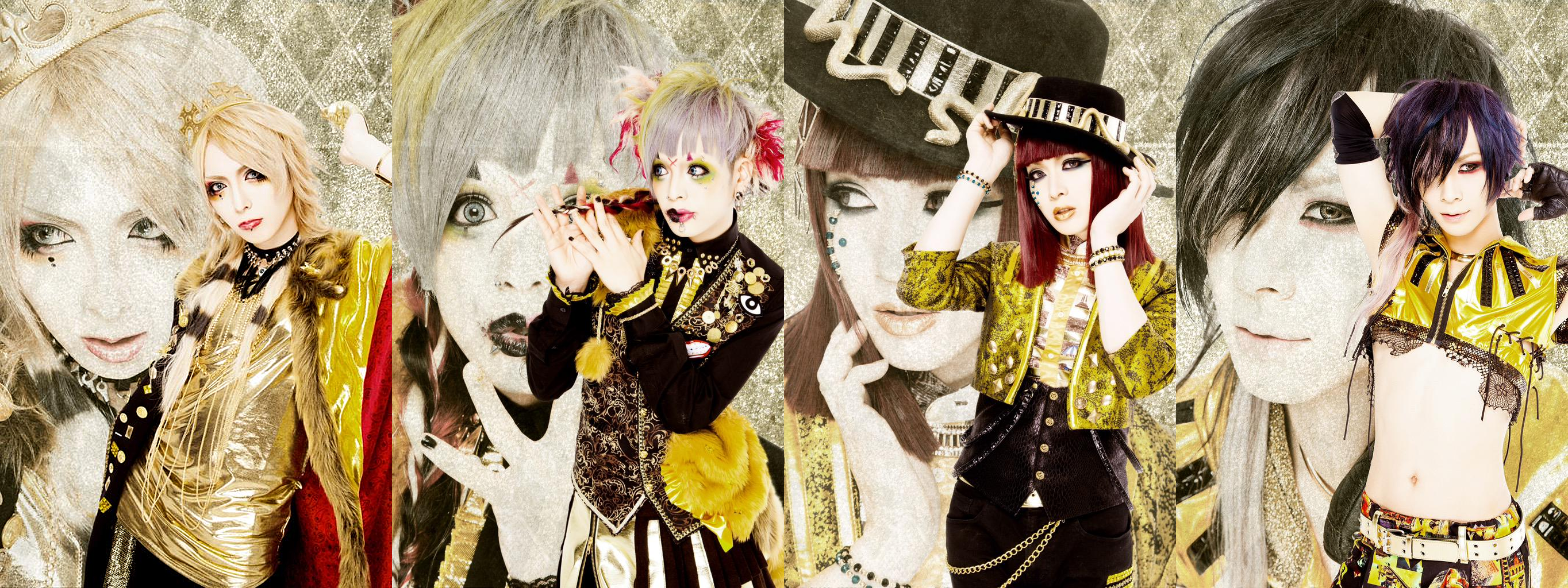 "GIGAMOUS: new look, new single ""Chouou"", and oneman lives"