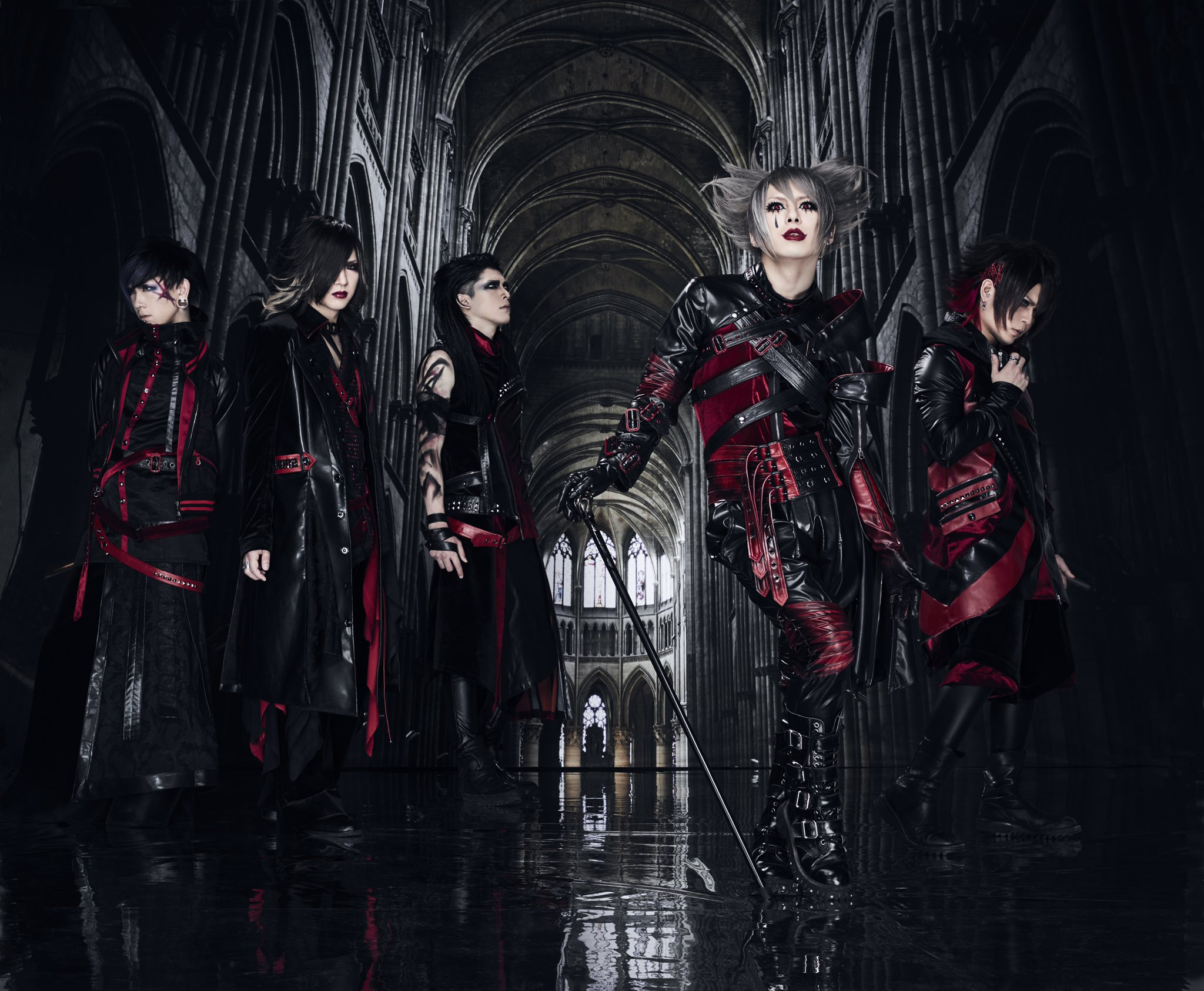 ARLEQUIN's new single/collection album
